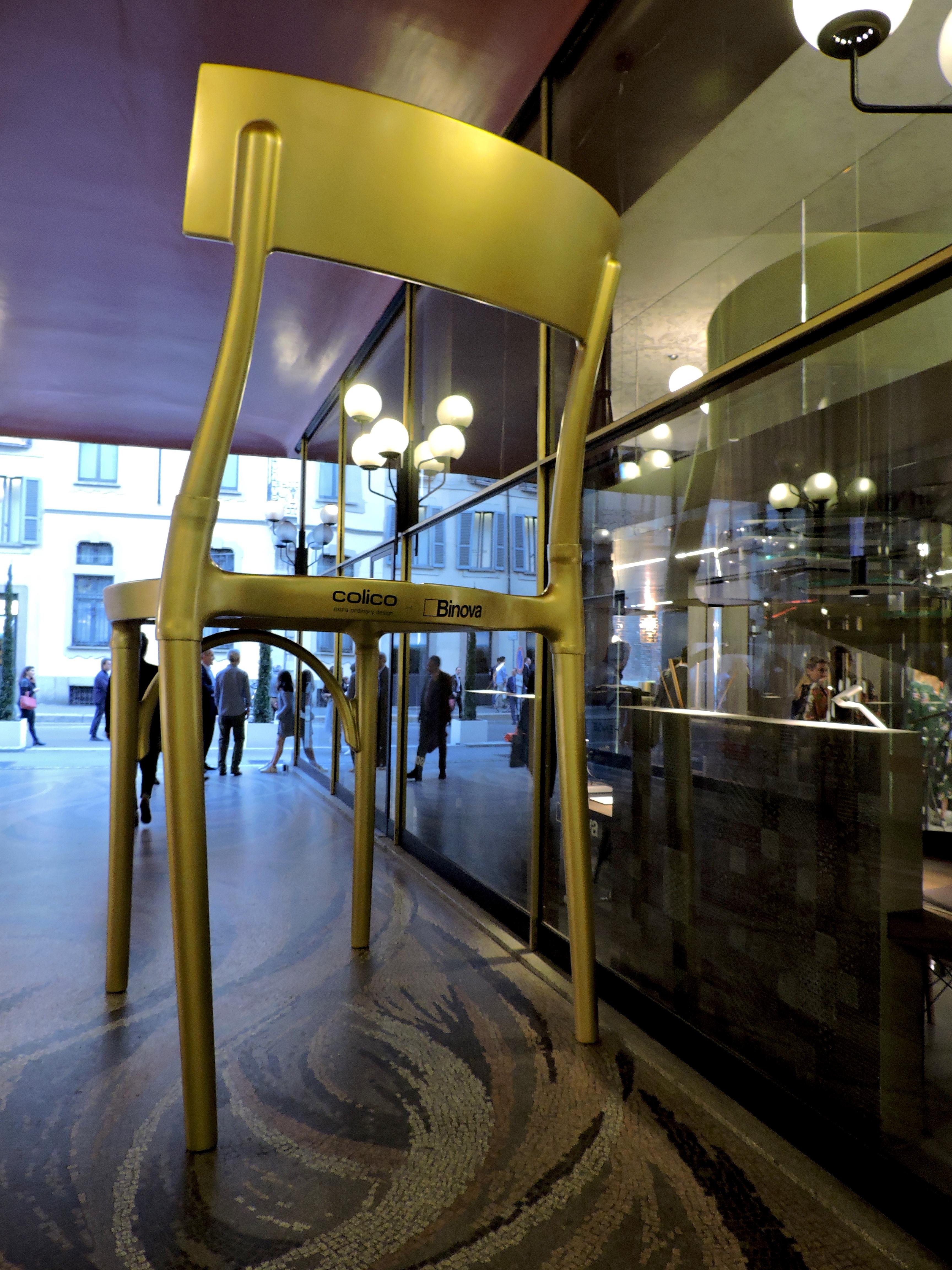 salone internazionale del mobile 2018 - binova milano via durini 06