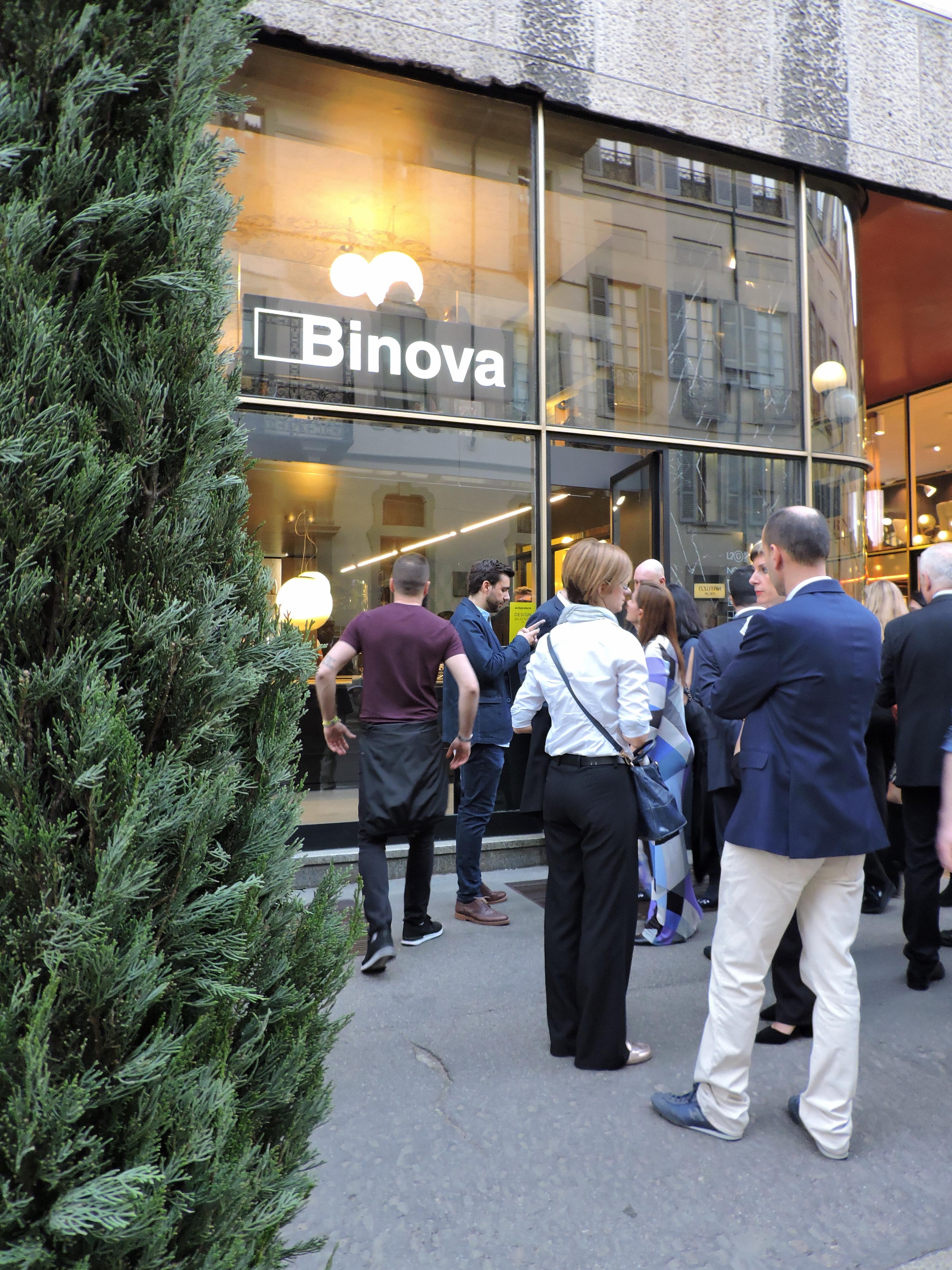 salone internazionale del mobile 2018 - binova milano via durini 07