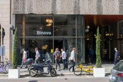 Eurocina 2018 - Binova Milano - Via Durini 17 - 003