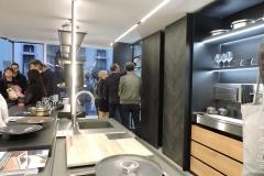 Fuorisalone 2017 - Desing Week 2017 - Binova Milano - cocktail con Davide Oldani e Schonhuber Franchi 005