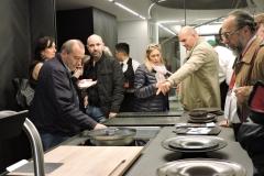 Fuorisalone 2017 - Desing Week 2017 - Binova Milano - cocktail con Davide Oldani e Schonhuber Franchi 019