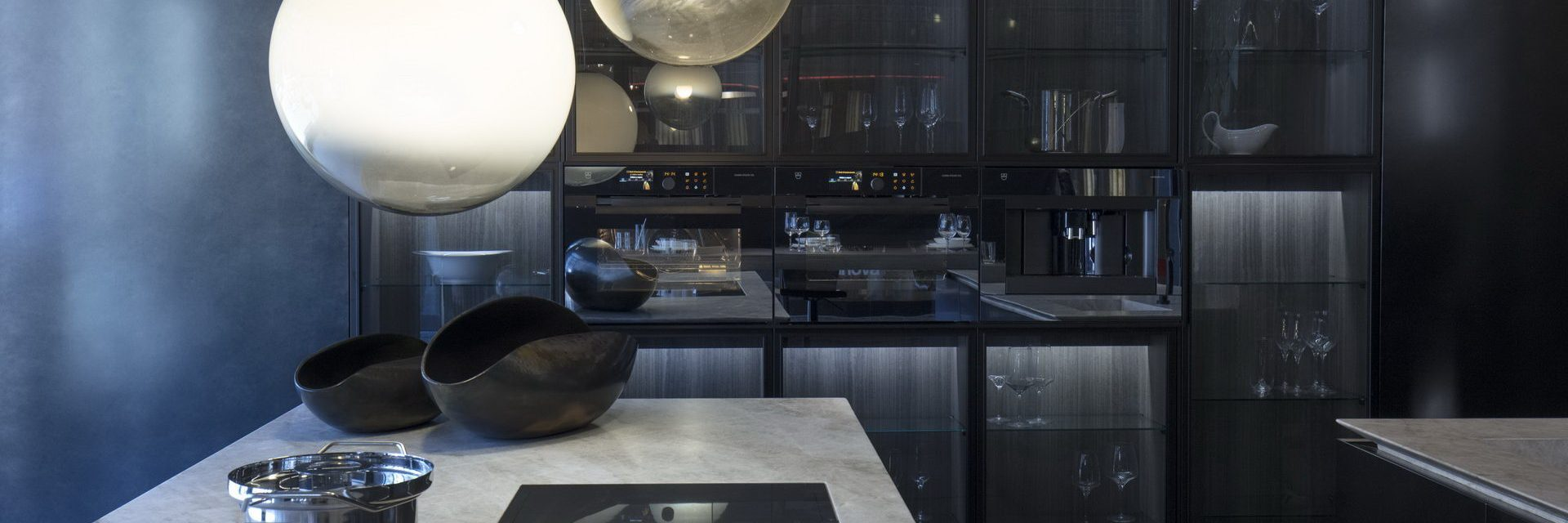 Cucine Moderne di Design Made in Italy - Binova Milano - Via Durini