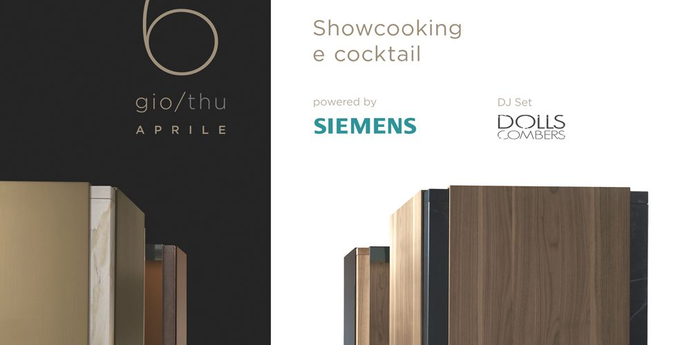 Showcooking e cocktail