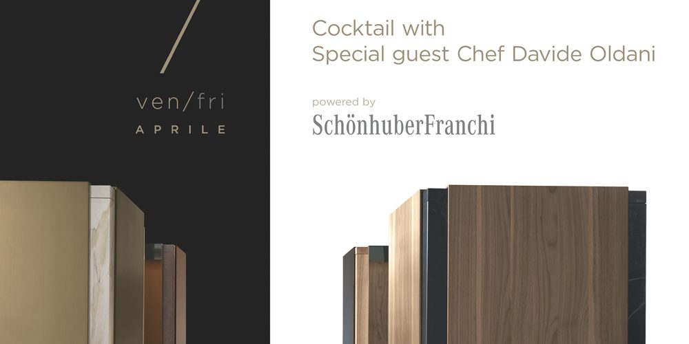 Cocktail with Special guest Chef Davide Oldani