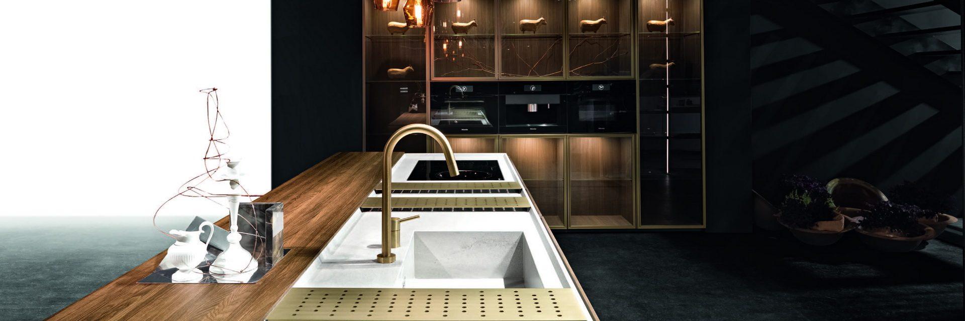 Binova milano   via durini   cucine moderne di design made in italy