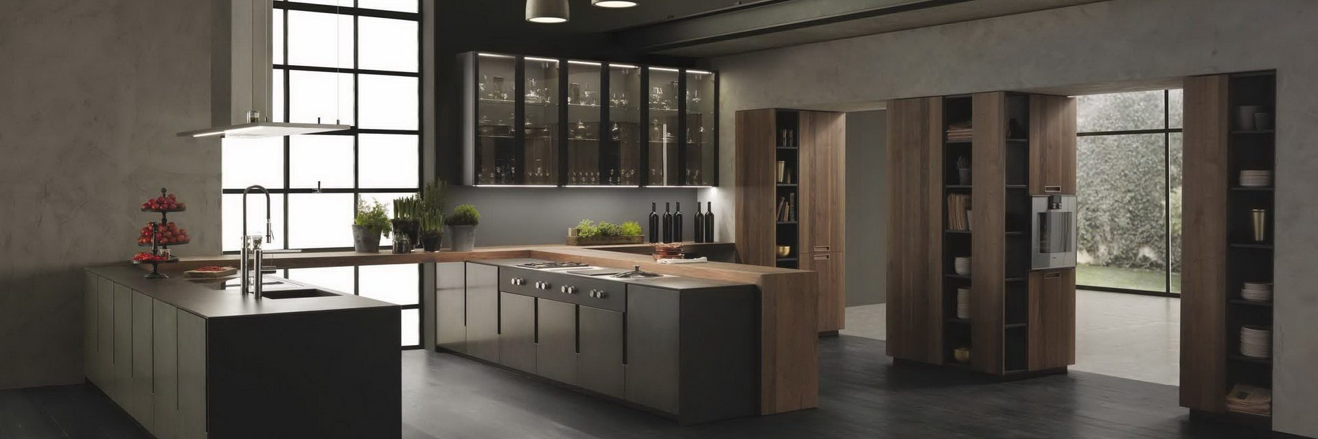 Binova Milano Durini Design Cucine Moderne Di Design