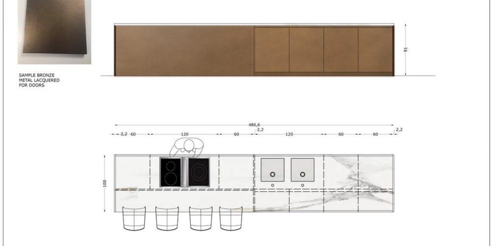 Progettazione Cucine Moderne Made in Italy - Binova Milano