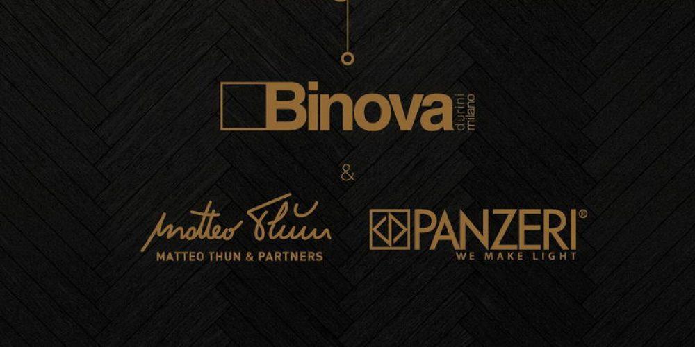 Panzeri with Matteo Thun – 9 Aprile 2019
