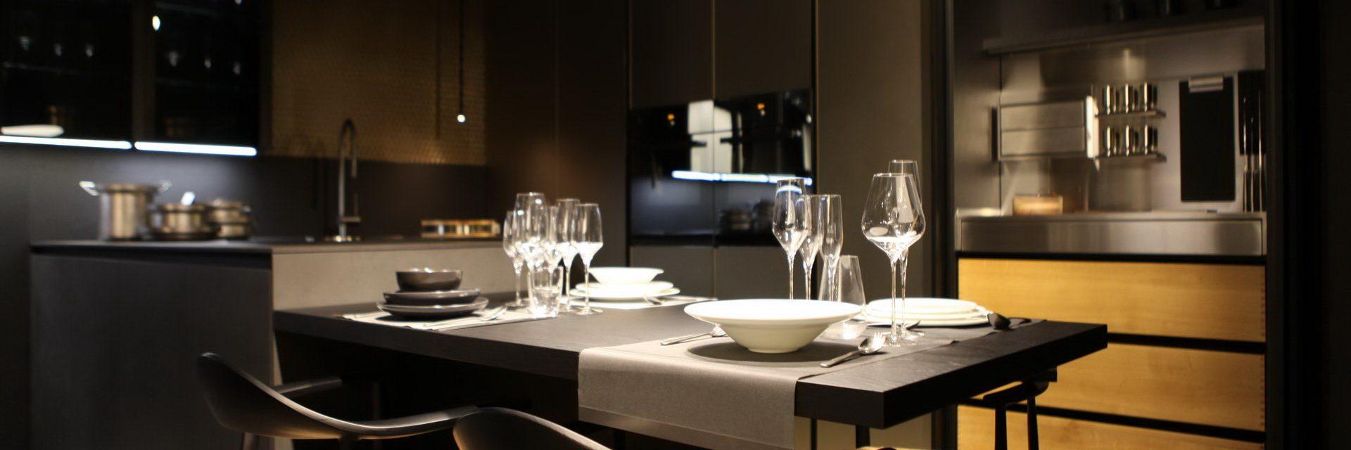 Binova Milano - Via Durini - Cucine Moderne di Design Made in Italy