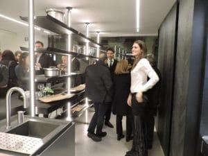 slide inaugurazione showroom binova milano via durini 07 - Inaugurazione -