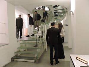slide inaugurazione showroom binova milano via durini 09 - Inaugurazione -