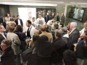 slide inaugurazione showroom binova milano via durini 11 - Inaugurazione -