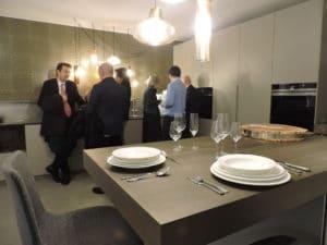 slide inaugurazione showroom binova milano via durini 15 - Inaugurazione -