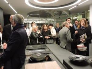 slide inaugurazione showroom binova milano via durini 17 - Inaugurazione -